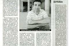 La Provincia di Varese - 23 Agosto 2006