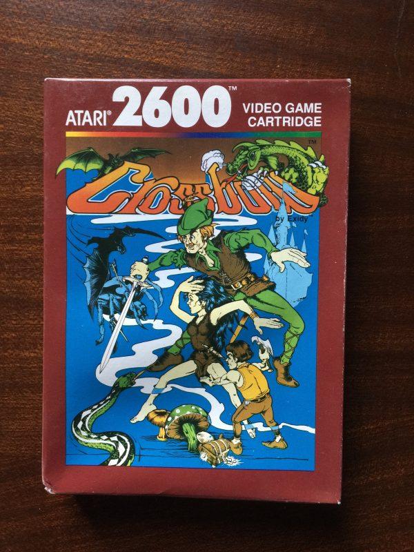 Crossbow - Atari 2600