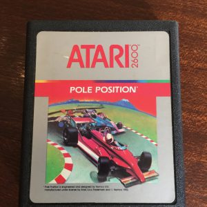 Pole Position - Atari 2600 - PAL