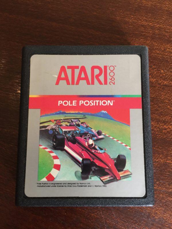 Pole Position - Atari 2600 - PAL