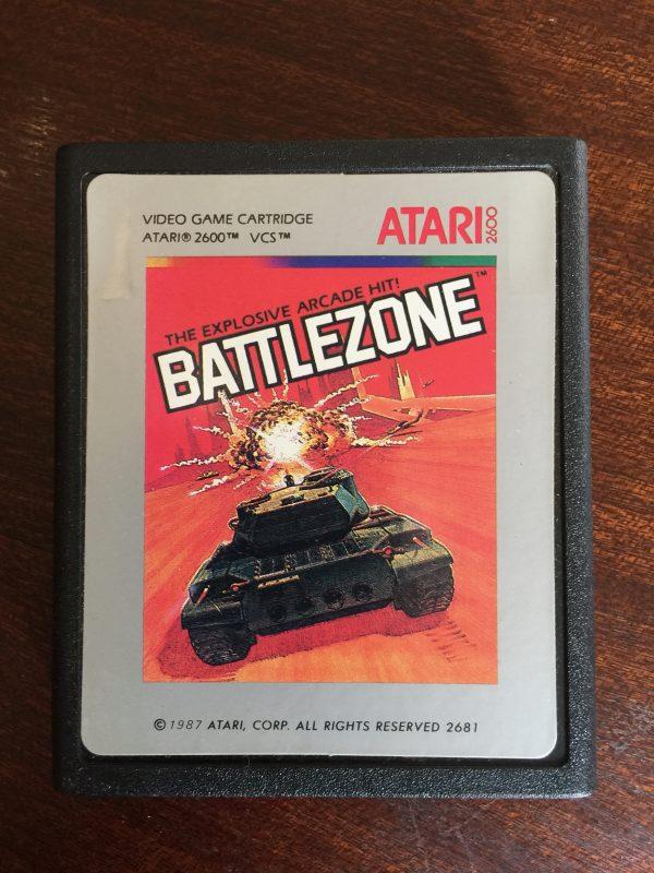 Battlezone - Atari 2600
