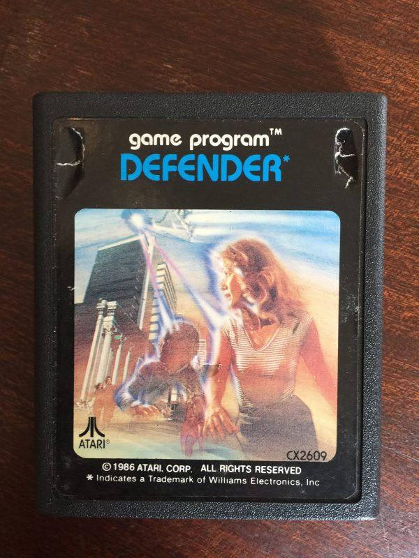 Defender - Atari 2600 - CX2609 - PAL