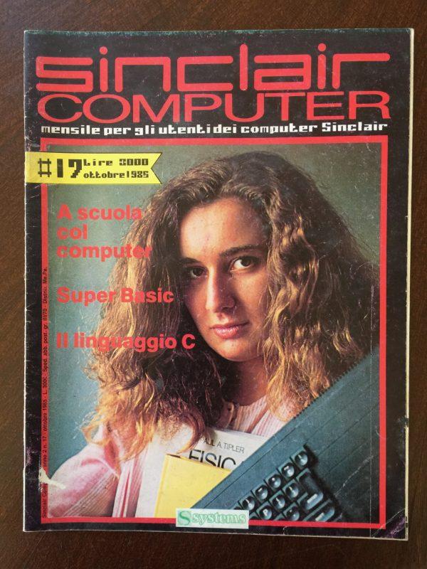 Sinclair Computer n.17 ottobre 1985