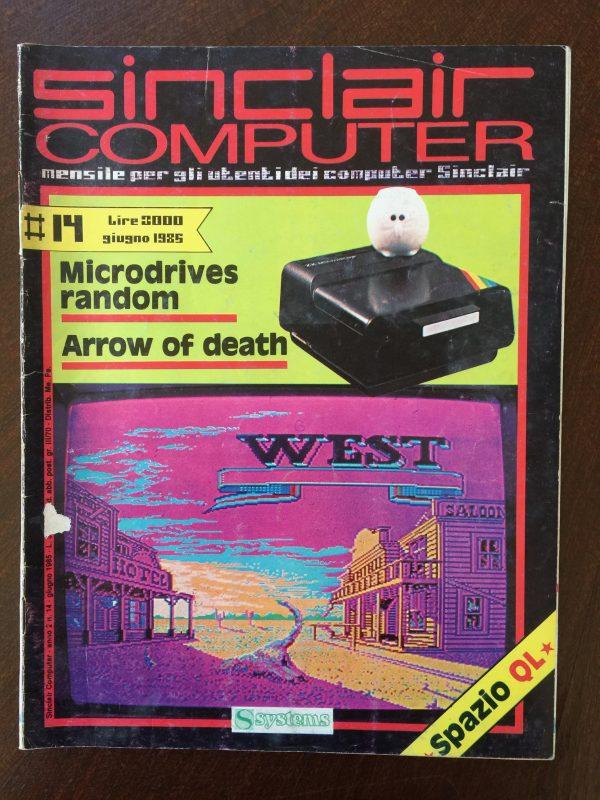 Sinclair Computer n.14 giugno 1985