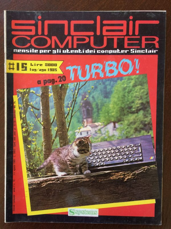 Sinclair Computer n.15 lug/ago 1985